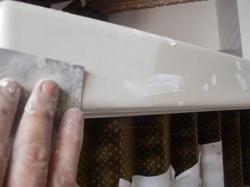 шпатлевка мебели